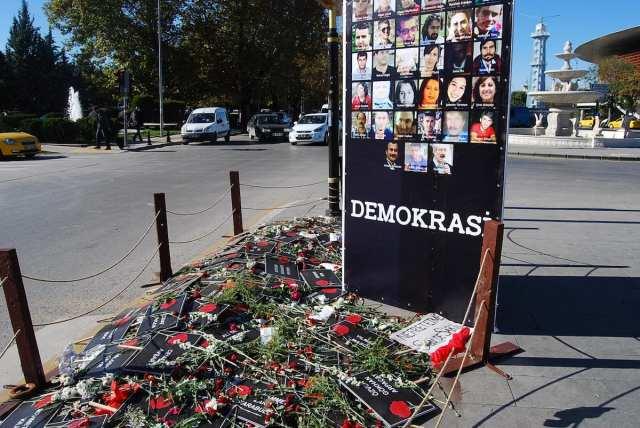 Attentato 10 ottbre 2015 – Ankara, Turchia