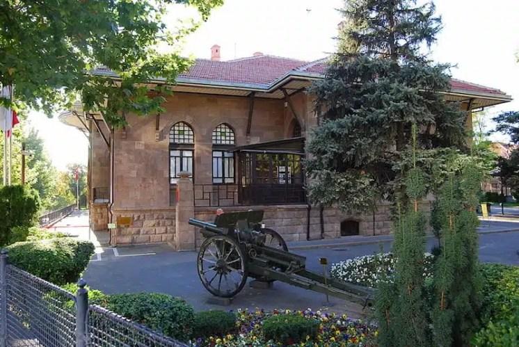 Museo della Guerra di Liberazione - Ankara, Turchia