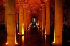Basilica Cisterna - Istanbul, Turchia