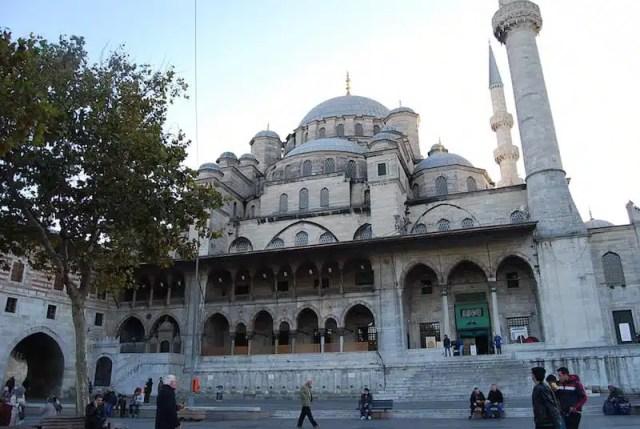 Yeni Cami - Istanbul, Turchia