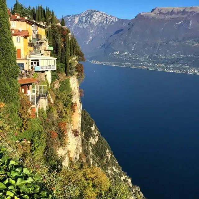 Tremosine, Lago di Garda