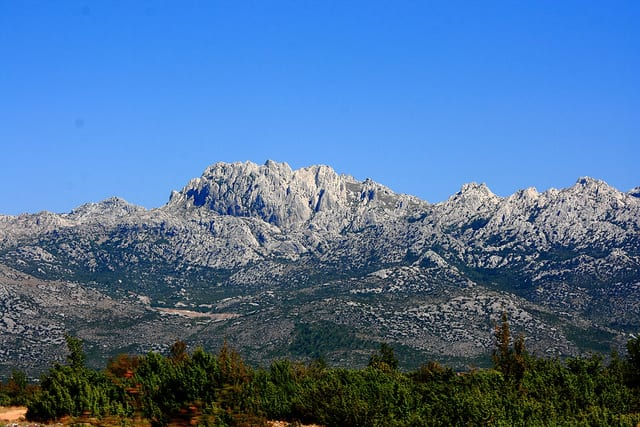 Velebit, Croazia
