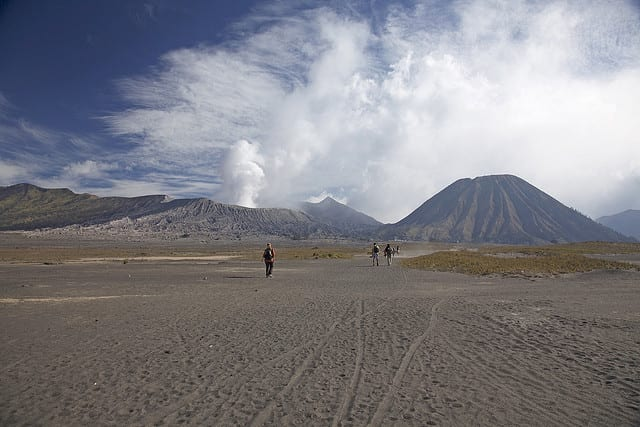 Mount Bromo_Indonesia_Jean-Marie Hullot