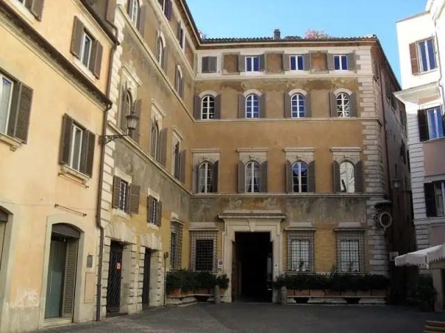 Palazzo Ricci - Roma