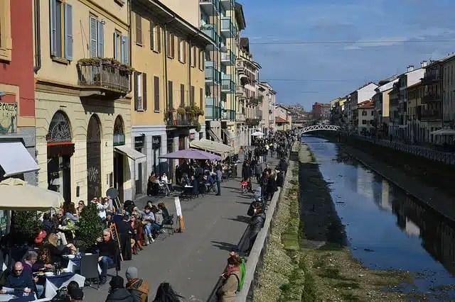 Milano Aperitivo Navigli