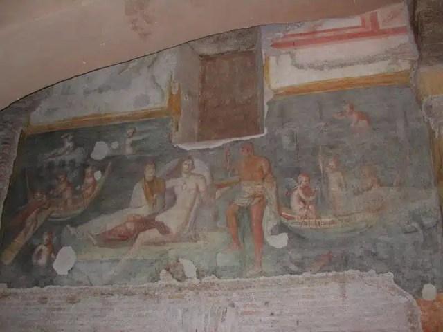 Sala del Ninfeo - Museo delle Case Romane del Celio, Roma