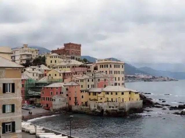 Boccadasse - Genova, Liguria