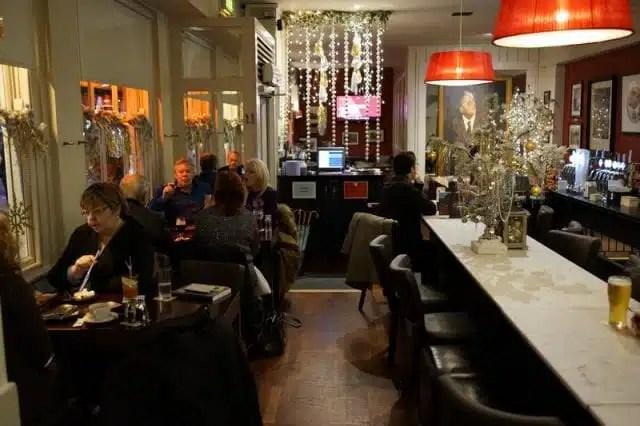 Uno dei locali di Temple Bar, Dublino