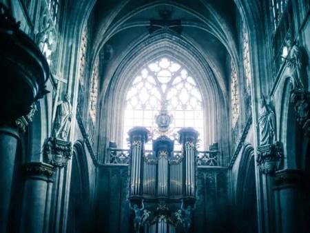 Notre Dame du Sablon - Bruxelles, Belgio
