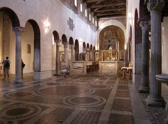 Basilica di Santa Maria in Cosmedin - Roma