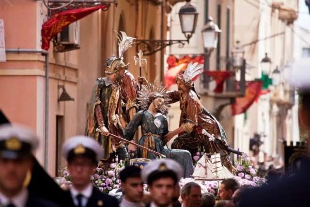 Pasqua - Trapani, Sicilia
