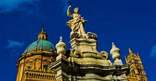 visitare Palermo Cattedrale