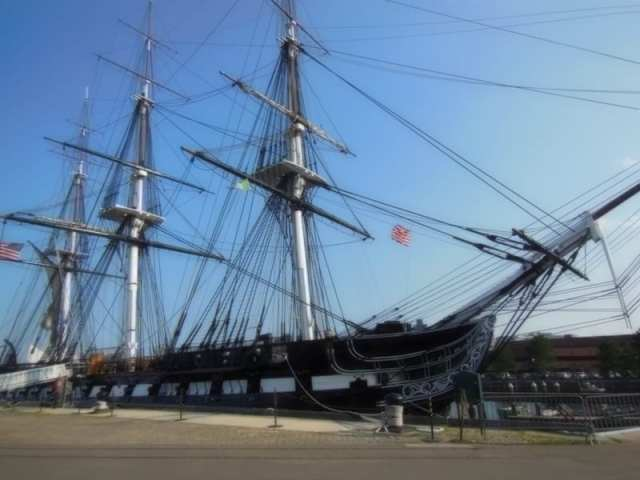 USS Constitution, Freedom Trail - Boston, Massachusets, USA