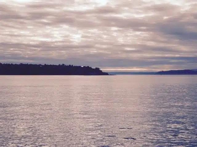 Puget Sound - Seattle, USA