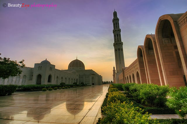 Grand Mosque - Muscat, Oman