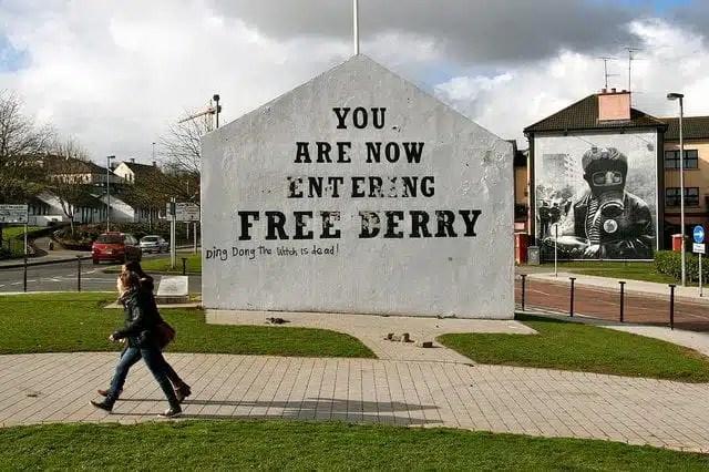 Londonderry, Irlanda del Nord (Ulster)