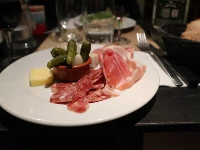 AOC 84 - Avignone, Francia - Dove mangiare