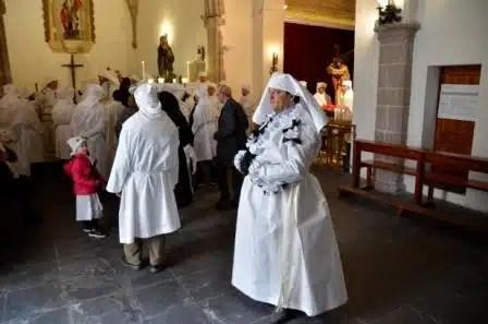 Sas Chircas a Iglesias - Settimana Santa in Sardegna