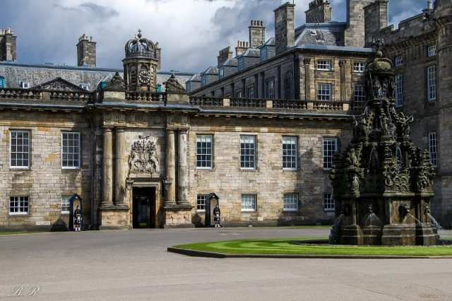 Palazzo Holyrood - Edimburgo, Scozia