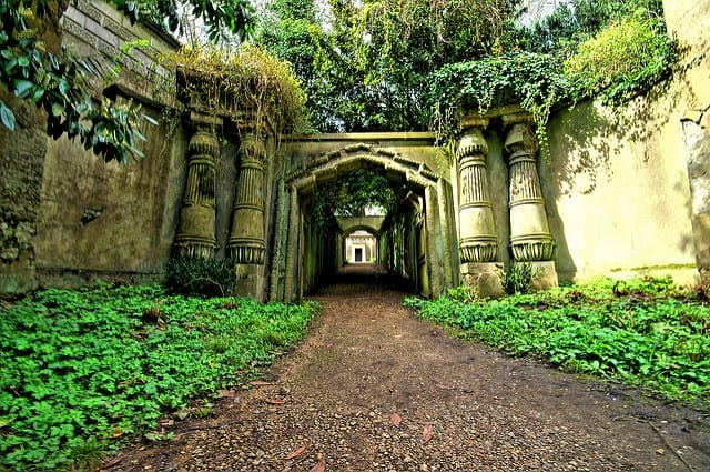 Highgate Cemetery - Londra, UK