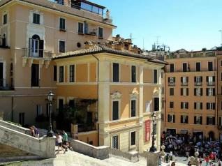 Case-museo di Roma: Keats-Shelley House