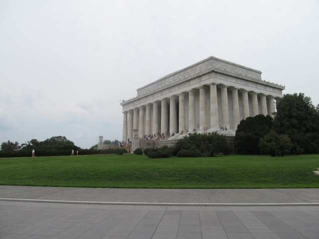 Lincoln Memorial - Washington DC, USA