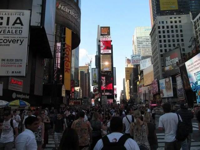 Times Square - New York City, USA