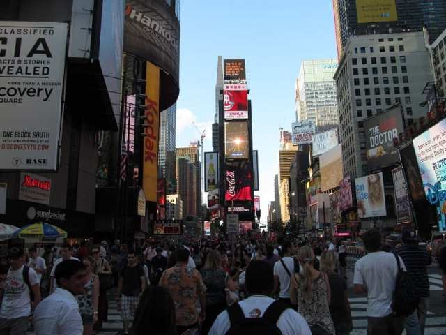 Times Square - New York City, USA
