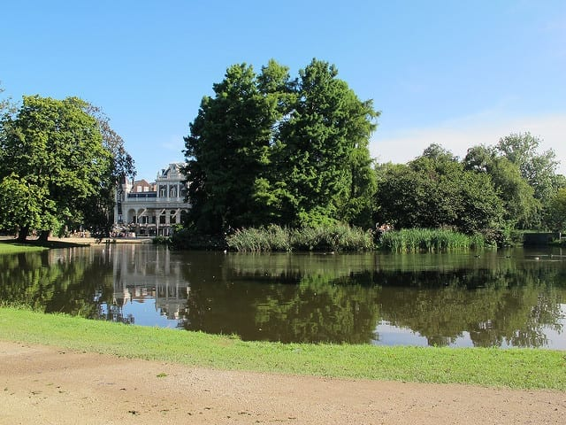 Vodelpark - Amsterdam, Olanda