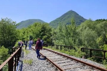 Estate in Irpinia - Ferrovia Avellino-Rocchetta