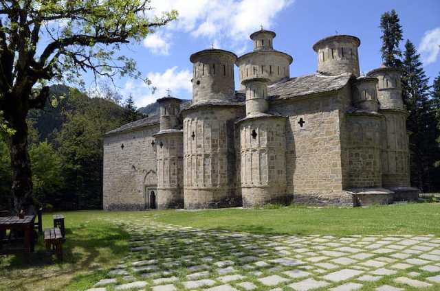 Chiesa di Timiou Stavrou - Grecia