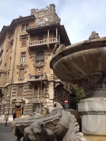 Coppedè - Roma, quartieri