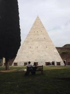 Piramide Cesta - Roma, quartieri