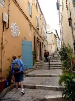 Le Panier - Marsiglia, Francia