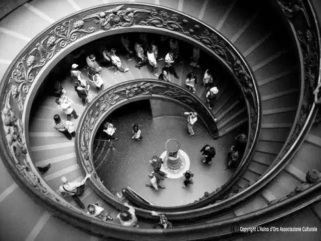 Musei Vaticani_Scala Elicoidale