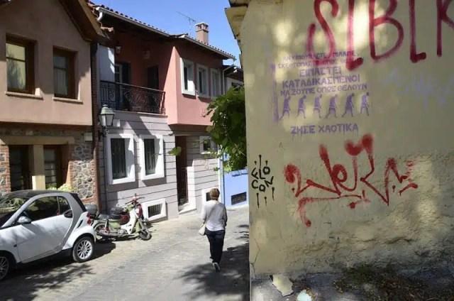 Salonicco, Grecia