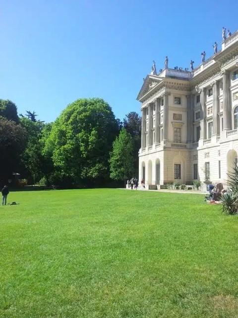 Lookals giardini nascosti Milano - Villa Reale