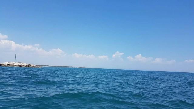 Porto degli argonauti - il mare