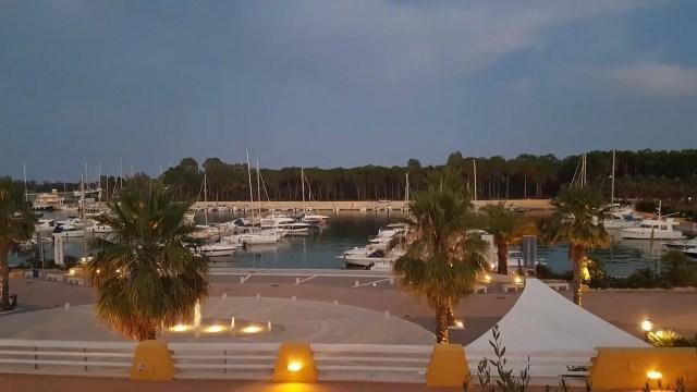 porto degli argonauti - tramonto