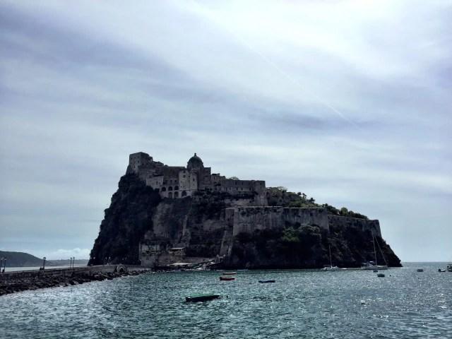 Il Castello Aragonese - Ischia