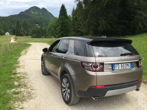 Land Rover Discovery Sport Family
