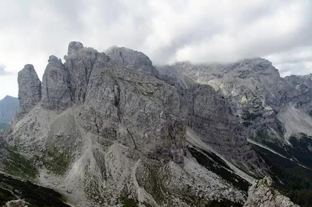 Escursione sulle Dolomiti friulane