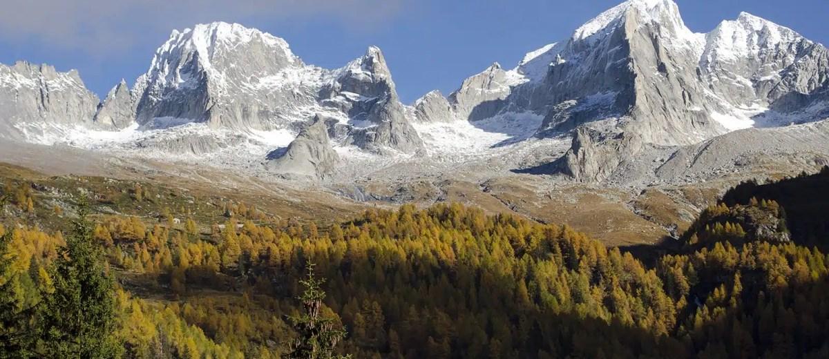 Valle dei Bagni del Masino: i colori della Val Masino -