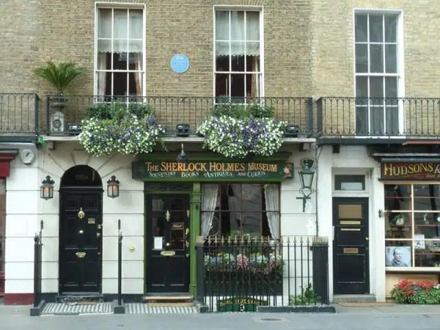 Casa Sherlock Holmes