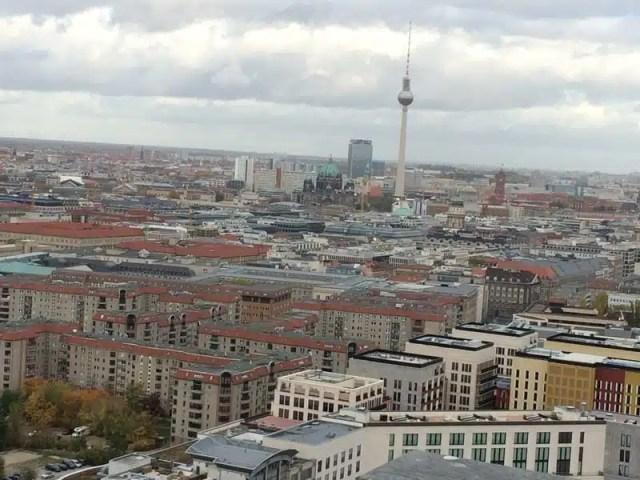 Kollhoff Tower - Berlino