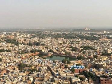 from Jodhpur fort
