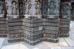 1 Somnathpur tempio di Keshava (7)