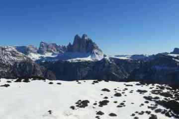 San Candido, Tre Cime Lavaredo, Dolomiti, Prato Piazza, Alto Adige, Sud Tirolo