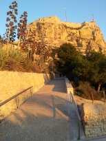 sentiero monte