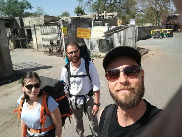 """7MML """"Ritorno al Centro"""" - Team """"a piedi"""", India"""